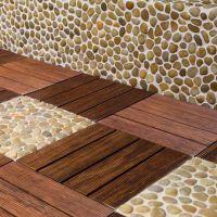 Мозаика из гальки5