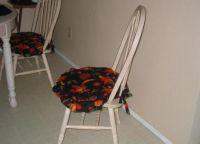 Подушки на стулья10