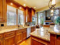 Виды кухонных столешниц1