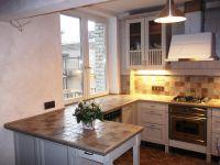 Виды кухонных столешниц11