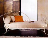 белая кованая мебель2