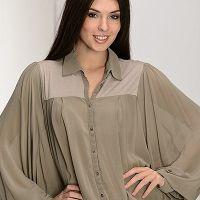 Блуза летучая мышь 1
