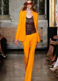 брюки клеш 2015 3
