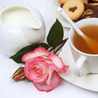 Как сделать чай с молоком более вкусным?