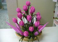 цветы из конфет своими руками24