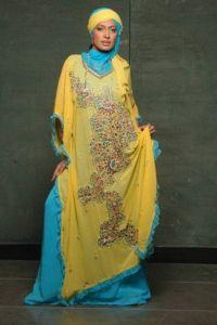 Арабские платья 3
