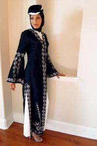 Арабские платья 4