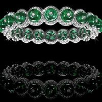 Браслеты с бриллиантами