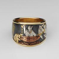 Перстень испокон веков был символом высокого социального положения и очень часто