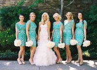 Как одеться на свадьбу летом 1