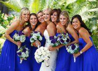 Как одеться на свадьбу летом 2