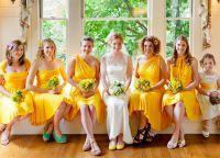 Как одеться на свадьбу летом 6