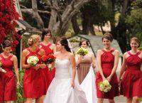 Как одеться на свадьбу летом 7