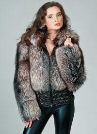 Куртка меховая женская 11