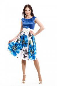 Платье из штапеля 1