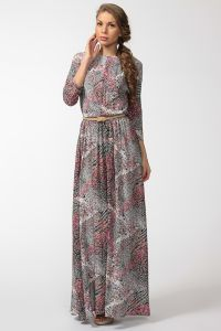 Платье из штапеля 6