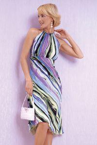 Платье из штапеля 7