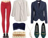 Стильная одежда 7