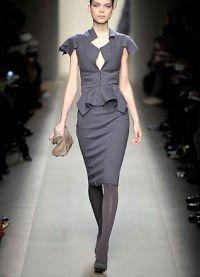 Женские деловые платья и костюмы 2