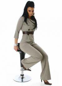 Женские деловые платья и костюмы 3