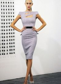 Женские деловые платья и костюмы 6