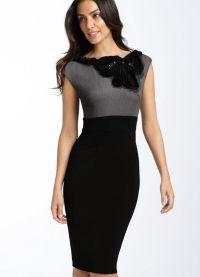 Женские деловые платья и костюмы 7