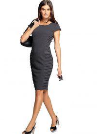 Женские деловые платья и костюмы 8