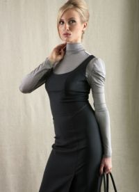 Деловые платья (офисные платья) - офисная одежда фото 9