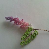 дерево из бисера глициния 14