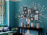 Дерево на стене с фотографиями 1