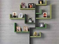 Дерево на стене с фотографиями 4