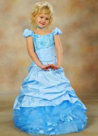 детские платья на выпускной 1