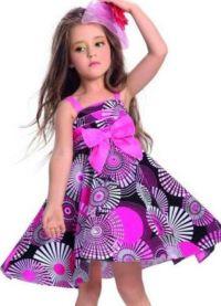 детские платья на выпускной 2