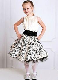 детские платья на выпускной 3