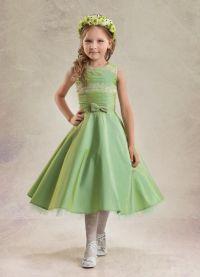 детские платья на выпускной 5