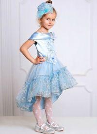 детские платья на выпускной 7