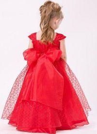 детские платья на выпускной 9