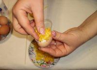 детские поделки цыпленок из яйца 4