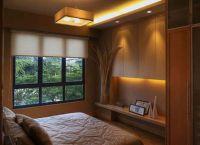 Дизайн маленькой спальни10