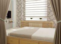 Дизайн маленькой спальни14