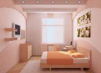 Дизайн маленькой спальни2