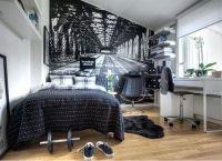 Дизайн маленькой спальни4