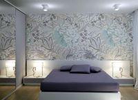 Дизайн маленькой спальни6