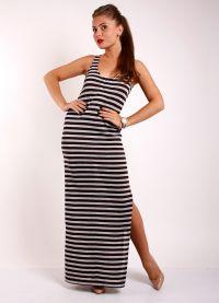 длинное платье-майка2