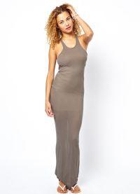 длинное платье-майка4