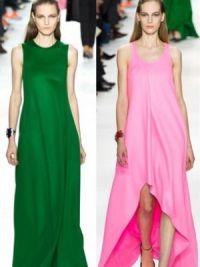 Длинные платья 2015 6