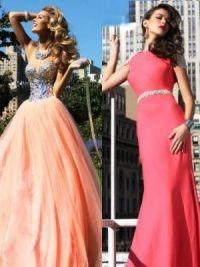 Длинные платья на выпускной 2015 2