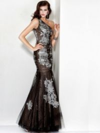 Длинные платья на выпускной 2015 5