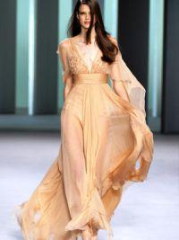 Длинные платья на выпускной 2015 6