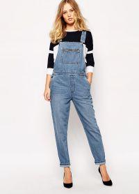 джинсовые комбинезоны 2015 10